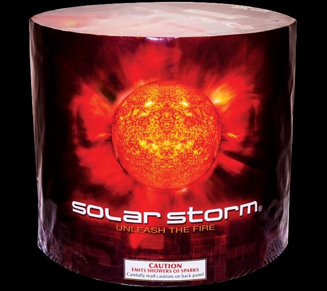 solar storm firework - photo #8