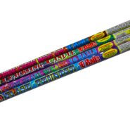 Roman Candle 10 Ball Assortment